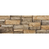 "Easy Rock - Canyon Ledgestone - 8"" Panel"