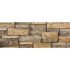 "Easy Rock - Canyon Ledgestone - 16"" Panel"