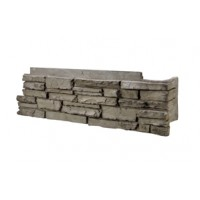 Easy Rock - Accessory - Corner Wrap - Stacked Stone - 16""
