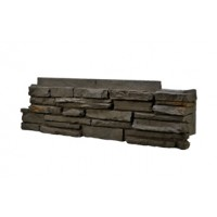 Easy Rock - Accessory - Corner Wrap - Stacked Stone - 24""