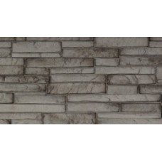 "Easy Rock - Stacked Stone - 6"" Panel"