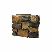 Easy Rock - Accessory - Corner Wrap - Random Rock Termination