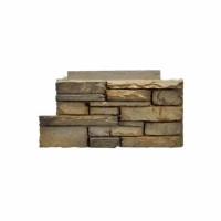 Easy Rock - Accessory - Stacked Stone Short Flat Termination