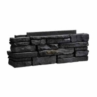 Easy Rock - Accessory - Corner Wrap - Stacked Stone Termination