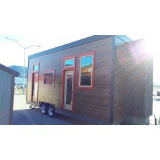 The Modern Frontier - a Tiny House on Wheels (THOW) Product Showroom