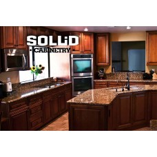 Sollid Cabinetry - Value Series - Customizable Solid Wood Cabinets